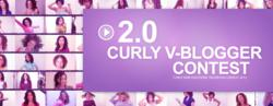 Curly Hair 2.0 V-Blogger Contest