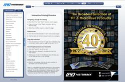 pasternack enterprises interactive catalog