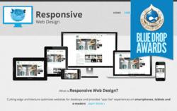 ResponsiveDesign.ca Wins Blue Drop Award