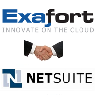 Exafort and NetSuite shake hands to provide a combined SaaS based ERP and CRM solution and services