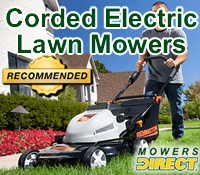 best electric mower, top electric mower, best electric lawn mower, top electric lawn mowers