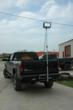 Versatile Work Area Light Tower with 30 CREE XLamp XPG Five Watt LEDs
