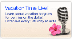 'Vacation Time, Live!' Radio Show