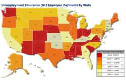 gI 85699 WSJ state by state improper claims payment 22% Of Charities Ignorant Of Exclusive Unemployment Insurance Savings Option, Finds UST