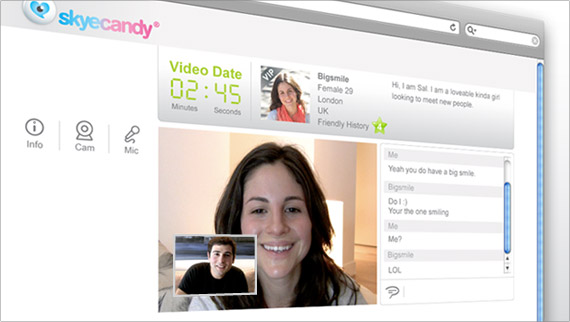 Dating site skype