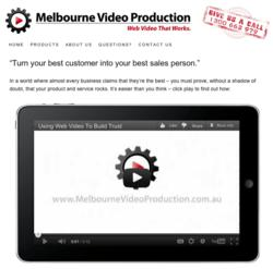 corporate SEO, Melbourne Video Services, web video services, SEO services, David Jenyns, MelbourneSEO, Melbourne SEO Services