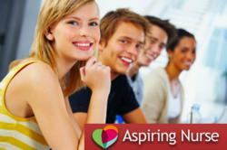 Aspiring Nurse provides a way to get an education and start a successful career.