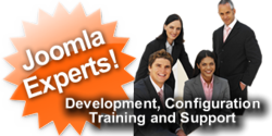 Joomla development and consulting services