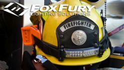 FoxFury LED firefighter lights