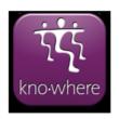 Kno-where brand icon
