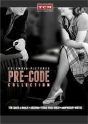 pre-code movies, classic movies,Columbia Pictures Pre-Code Collection