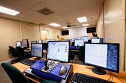 Maritime Professional Training Dynamic Positioning Lab