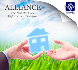 ALLIANCE - The NAMFS Code Enforcement Solution