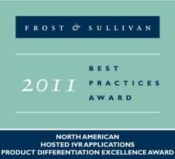 Frost Best Practices Award for Customer Experience Framework