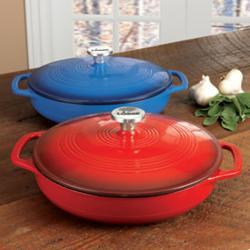 Lodge Color Casserole Dish