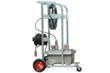 Wheeled Cart Mount Explosion Proof LED Light System and Transformer