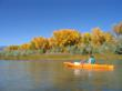 Fishing, floating and rafting are all available on Delta County's Gold Medal waters.