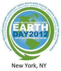 Earth Day 2012 - New York, NY