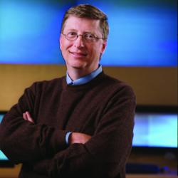 Bill Gates vacations in Belize