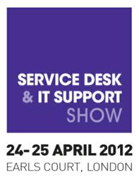 Service Desk & IT Support Show logo