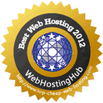 Best Web Hosting 2012 Award