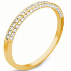 Diamond Rose Gold Engagement Rings are now available on JewelOcean.com