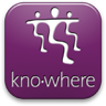 Kno-where family phone tracking brand icon