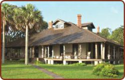 Princess Place Preserve's Hunting Lodge 