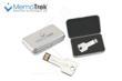 Elegant MetalKey USB with Gift Box by MemoTrek™