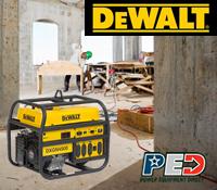 dewalt generator, dewalt generators, dewalt portable generator, dewalt portable generators