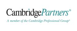 CambridgePartners Logo with Tag
