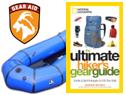 Gear Aid, Alpacka, pack raft, Andrew skurka, outdoor gear, wildernut, photo contest, mcnett