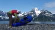 Andrew Skurka, Alpacka raft, pack raft, Gear Aid