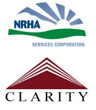 Clarity Logo NRHA Logo