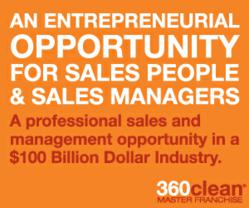 360clean Master Franchise