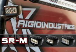 Single Row Mini Release by Rigid Industries