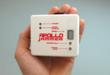 The Apollo Jammer fits in the palm of your hand