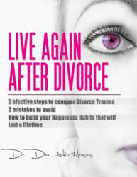 Starting over after divorce