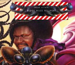 Buddy Miles Sneak Attack Album cover