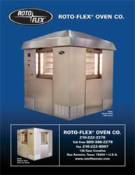 Roto-Flex Commercial Deck Ovens