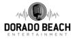 Dorado Beach Entertainment Logo (Black & White)