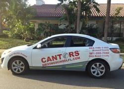 Driver Training Car - Cantor's Driving School, Florida