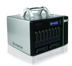 Ciphertex CX-10K-NAS Secure Portable Network Storage  sc 1 st  PR Web & The New Ciphertex Portable Secure Storage System Receives Best of ...