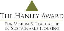 The Hanley Award for Vision and Leadership logo