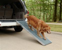 Solvit Telescopic Dog Ramp