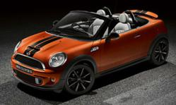 The New MINI Roadster