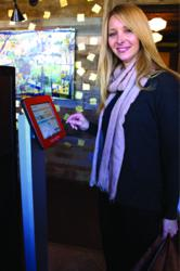 Charity Donation iPad Kiosks