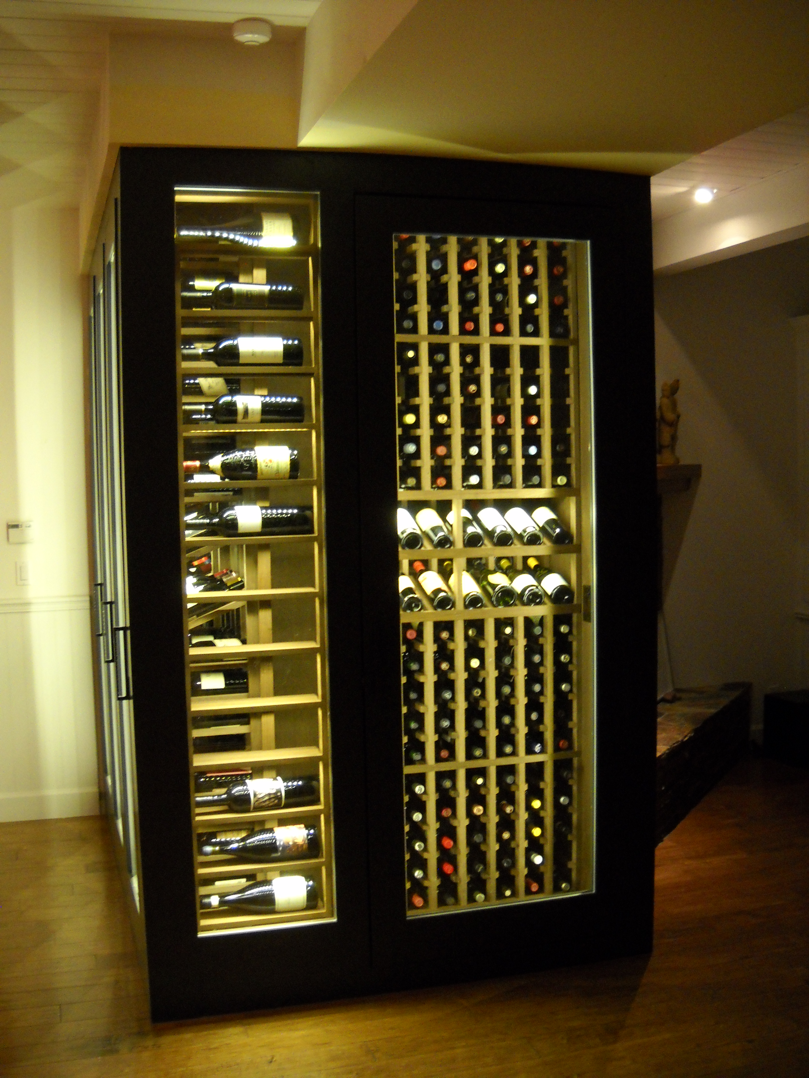 wine rack lighting. Vista Wine Cellars Custom Cabinet With LED Lighting By EnvironmentalLights.comVista EnvironmentalLights.com Rack U