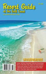 Resort Guide of the Gulf Coast, front cover Spring/Summer 2012