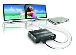 Matrox DualHead2Go Digital SE External Multi-Display Adapter